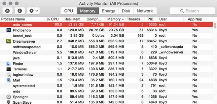 How to Fix mds_stores Consuming High CPU Usage