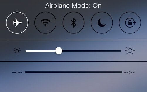 airplane-mode-on-off-imessage Waiting for activation