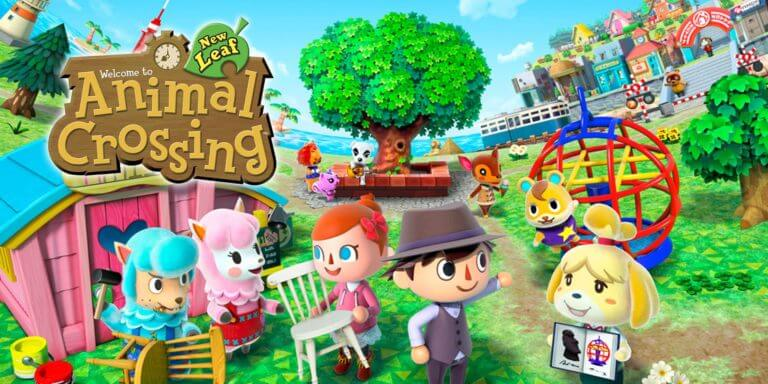 Animal Crossing -New Leaf-games like harvest moon