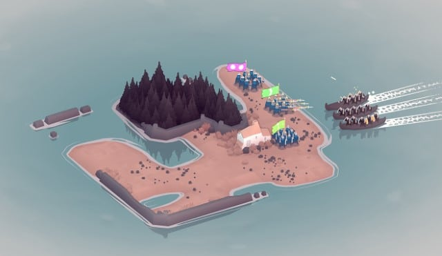 Bad North-Games like age of empires for mac