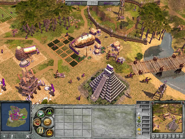 Empire Earth-games similar to age of empires