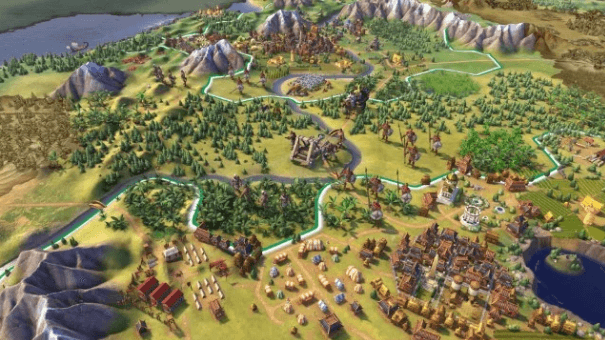 Sid Meiers-Civilization VI
