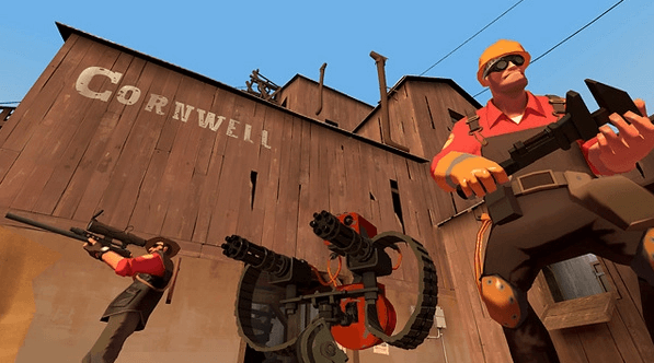 Team Fortress 2-games similar to overwatch