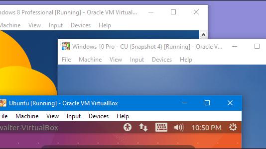 Virtual Machine Software