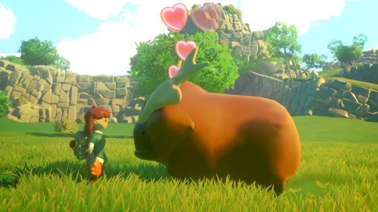 Yonder-The Cloud Catcher Chronicles-Games like Harvest moon