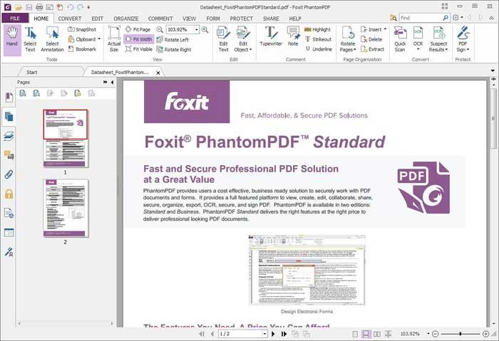 foxit-phantompdf-standard