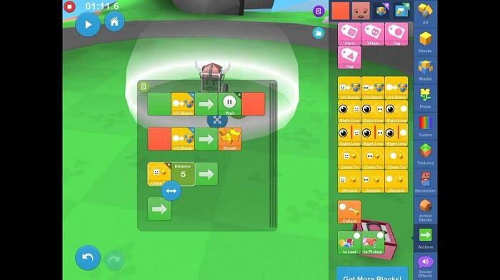 Blocksworld-games like roblox