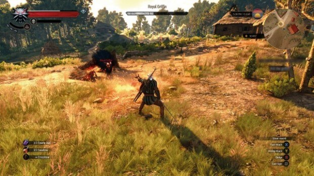 The Witcher 3-Wild Hunt-Top Games like Skyrim
