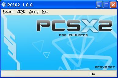 PCSX2-xbox 1 emulator
