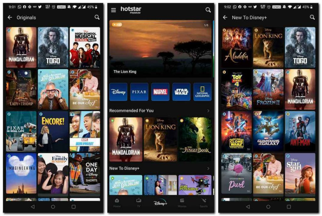 Disney+ Hotstar is now official in India