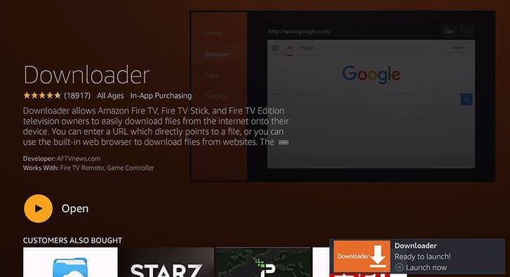 Downloader app-3