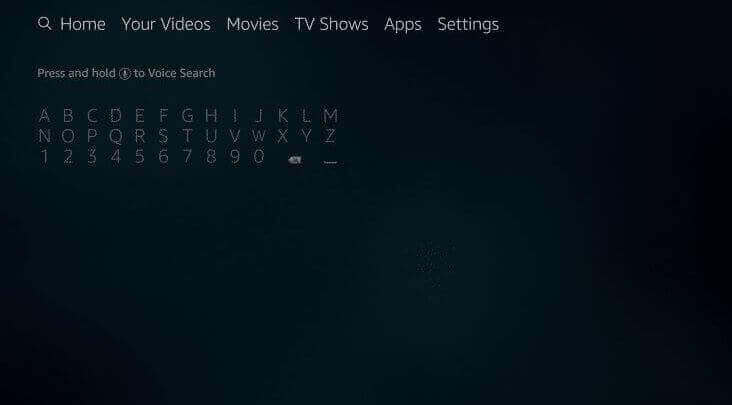How to Install Freeview app for FireStick using Downloader App-1