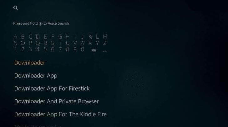 Install Now TV on FireStick using Downloader App-2