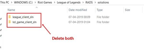 league of legends won't open-Force the Game to Update Itself-2