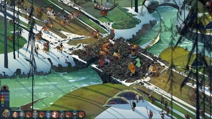 Banner Saga 2-Turn Based RPG