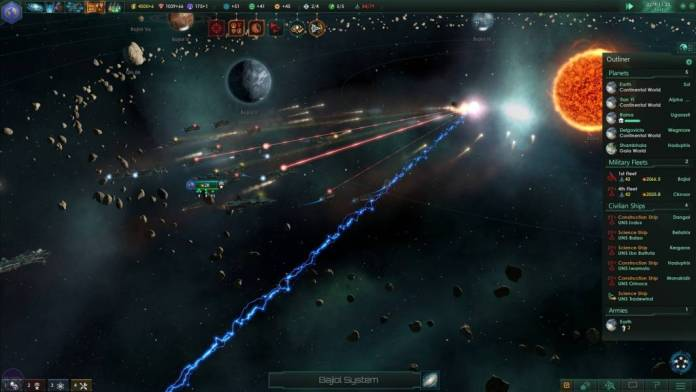 Best turn based RPG games-Stellaris