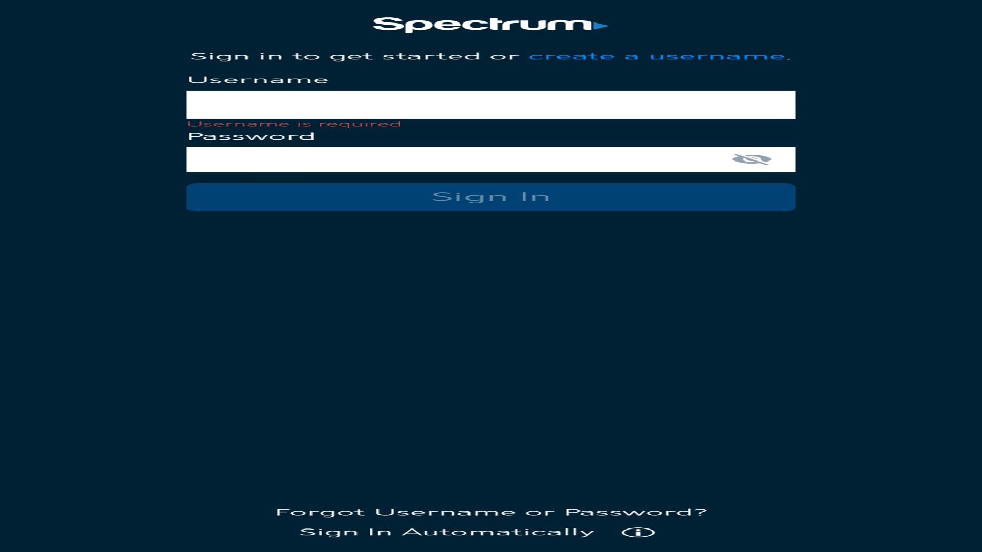 Spectrum-TV-App on Firestick using Downloader-6