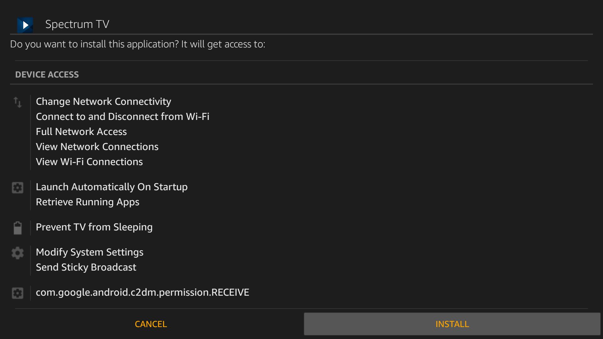 Spectrum-TV-App-using Downloader-4