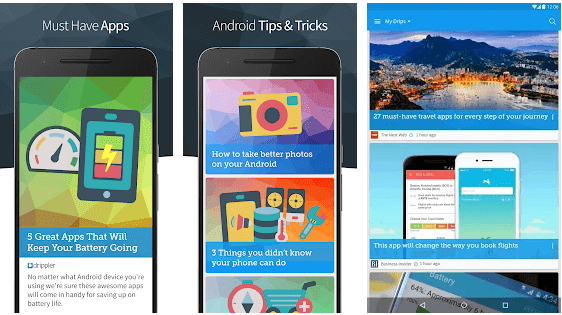 Drippler-Tech App
