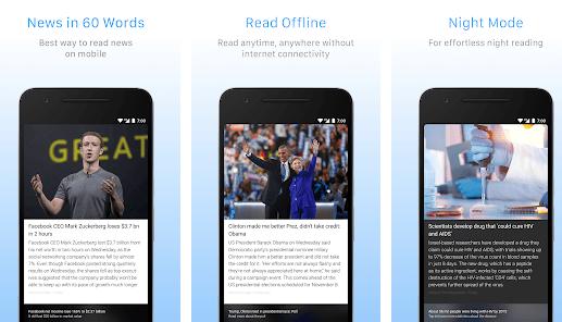 Inshorts-best Tech News App