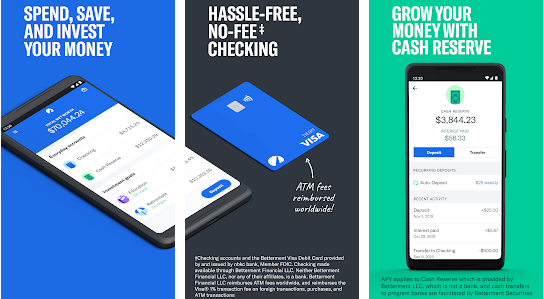 Betterment-Best Investment Apps