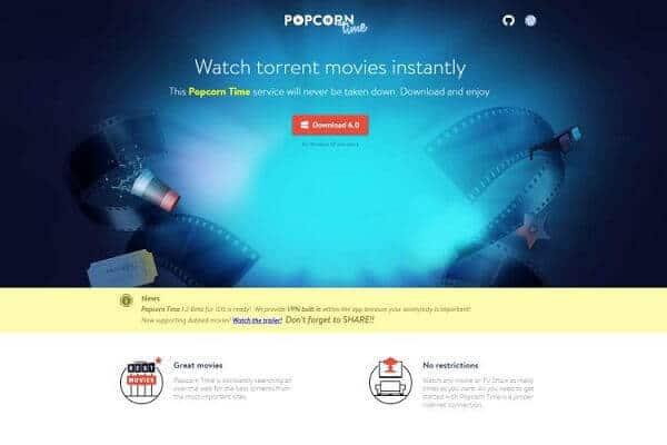 Popcorn-Time-Best torrentking unblocked