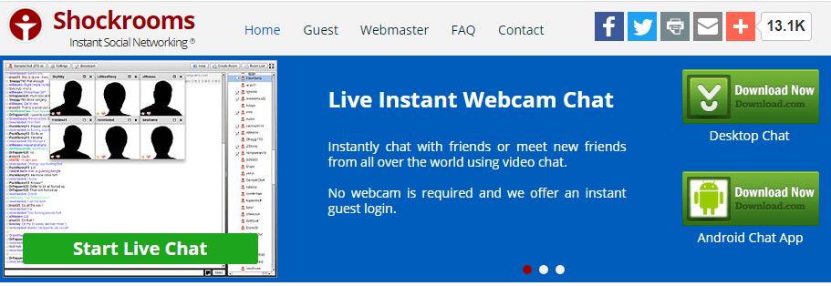 ShockRooms-sites like ChatStep