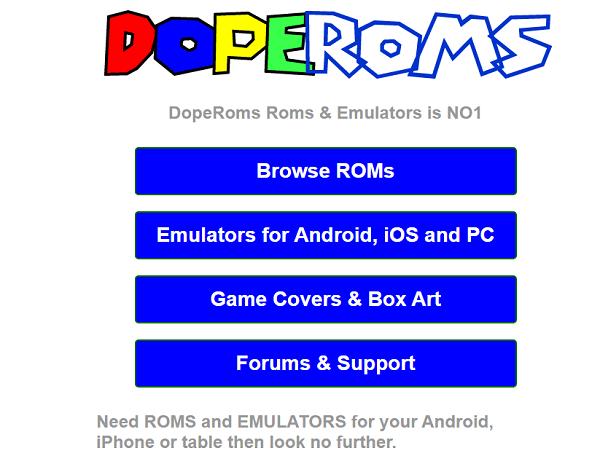 DopeRoms