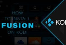 How to Install Fusion Addon on Kodi