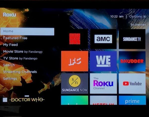 How to Install NBC on Roku-select streaming channels