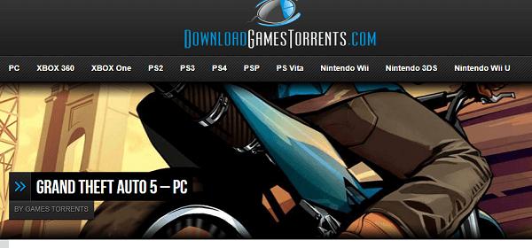Download Games Torrents