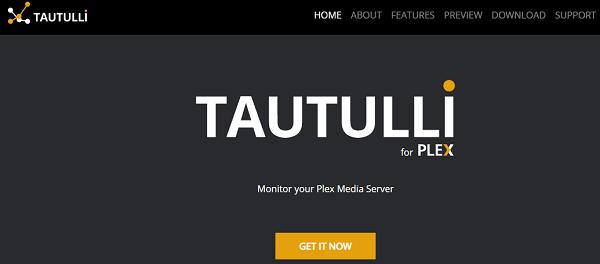 Tautulli-Best Plex Plugins