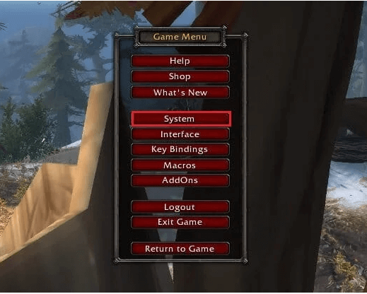 Fix WOW51900319 Error- Change the Background FPS to 30fps-1