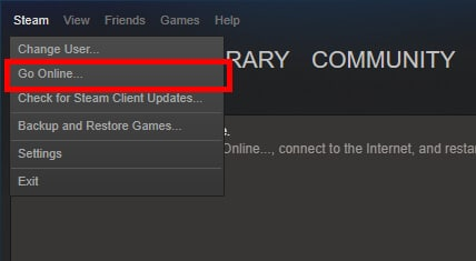 Restart Steam client-4