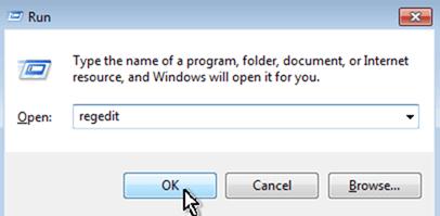 Resolve error 0xc0000142-Check Registry Settings
