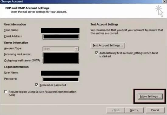 Check for SMTP Configuration-1