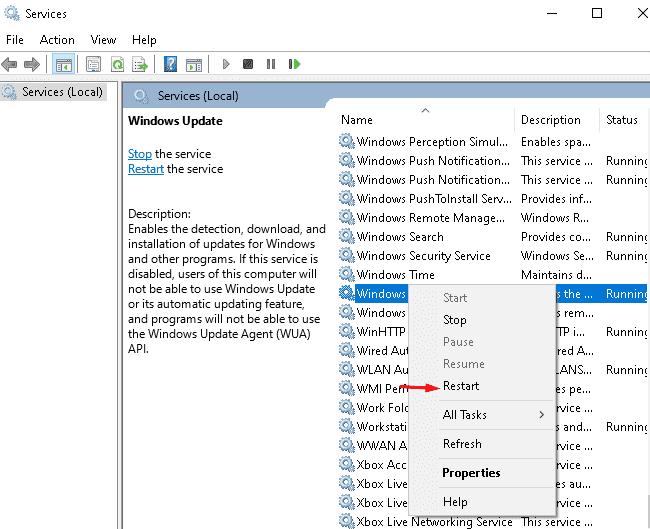 Resolve Update error 0xc19001e1 on Windows 10 PC